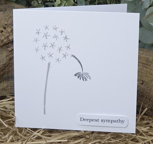 Sympathy Cards Image