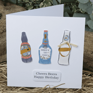 Beers Hand Made Cards