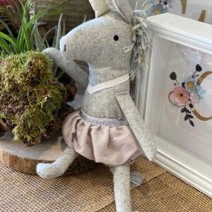 Alice The Unicorn Soft Toy