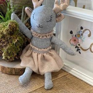 Bessie The Deer Soft Toy