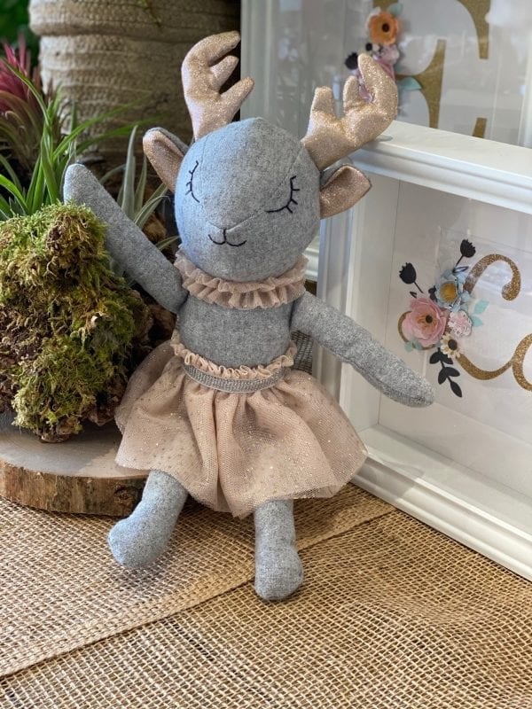 Bessie The Deer Soft Toy