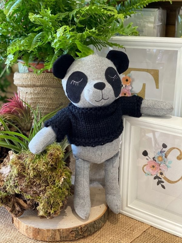 Cecil The Panda Soft Toy