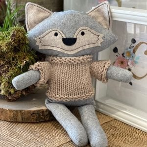 Heiko The Fox Soft Toy
