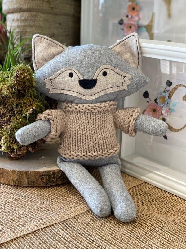 Heiko The Fox Soft Toy