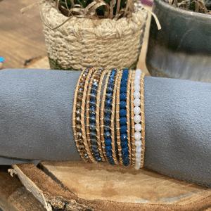 Natural Dorado Bracelet