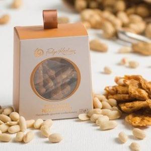 Peanut Brittle Box