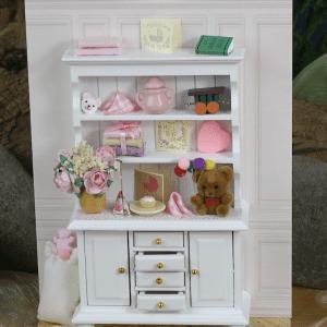 Childrens Toy Dresser Handmade Card