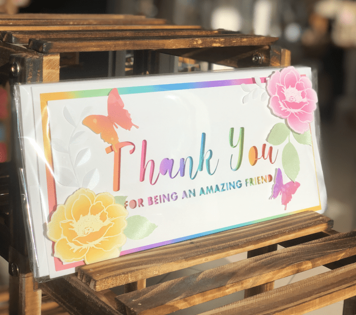 Thank You Cards Image