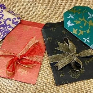 Money & Voucher Gift Wallets
