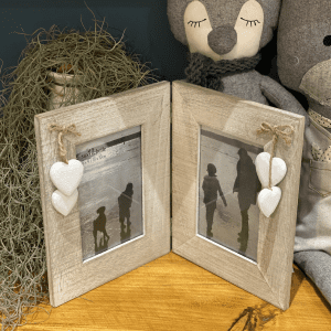 Ashley 2 Farmhouse photo frame
