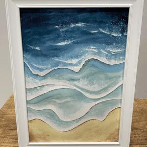 Sparkling Waves Large