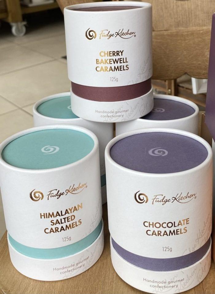 Chocolate Caramels Image
